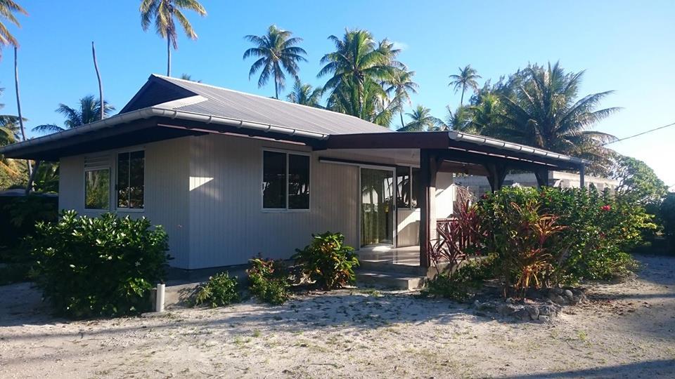 Location de maison de vacances à Fakarava : Faka House