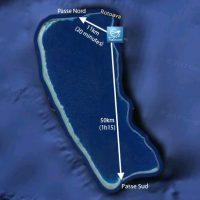 Organiser une journée de plongée à la passe Sud